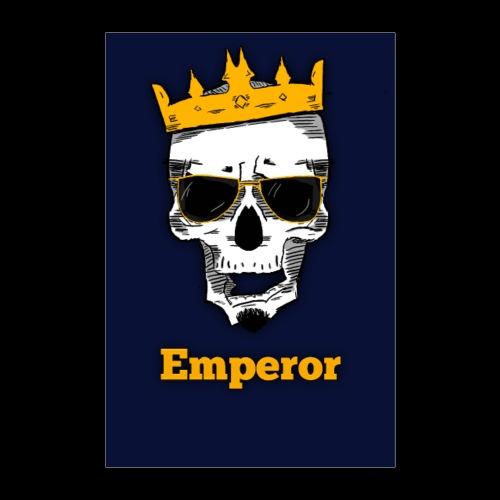 Emperor Poster Standard - Poster 40x60 cm
