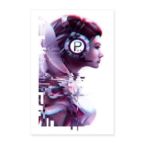 Plakat PG6 3 - Poster 40x60 cm