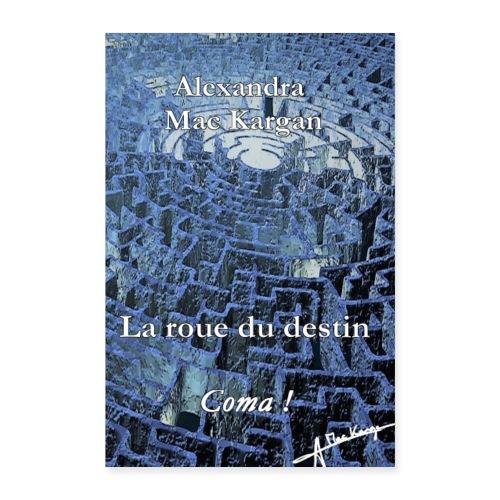 Poster Coma Signé - Poster 40 x 60 cm