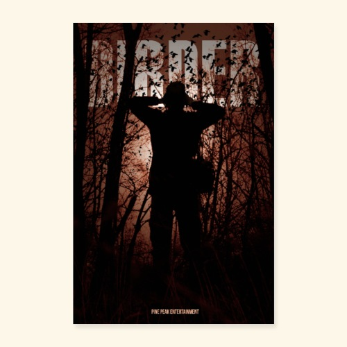Birder officiele poster - Poster 40x60 cm