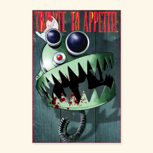 Tribute To Appetite - Poster 40x60 cm