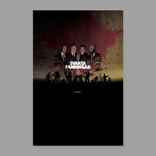 Svarta Sanningar - Kapitel 1 - Poster 40x60 cm