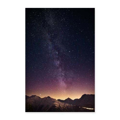 Milkyway - Poster 40x60 cm