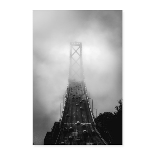 Bridge - Poster 40x60 cm