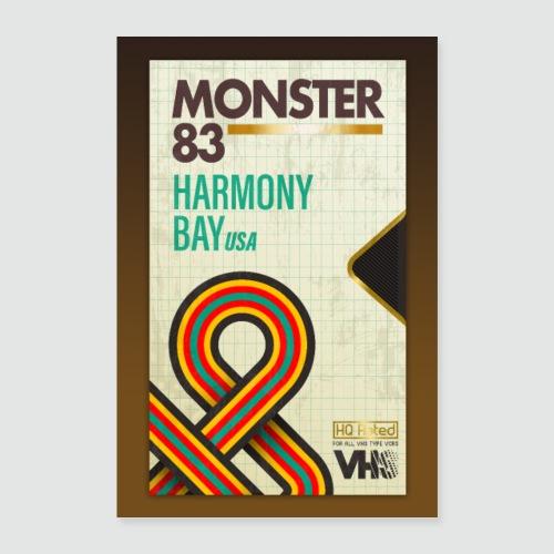 Harmony Bay - Poster 40x60 cm