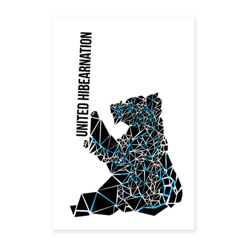 UNITED HIBERNATION - Poster 40x60 cm