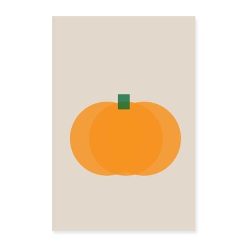 Pumpkin - Poster 40x60 cm