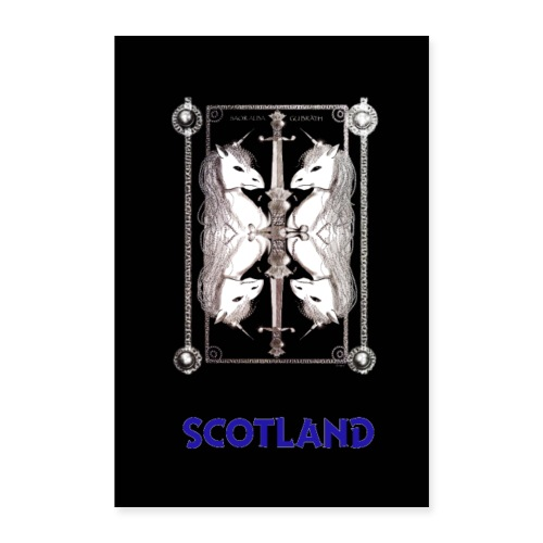 Scotland - Poster 16 x 24 (40x60 cm)