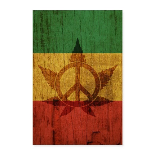 Peace Poster - Poster 40x60 cm