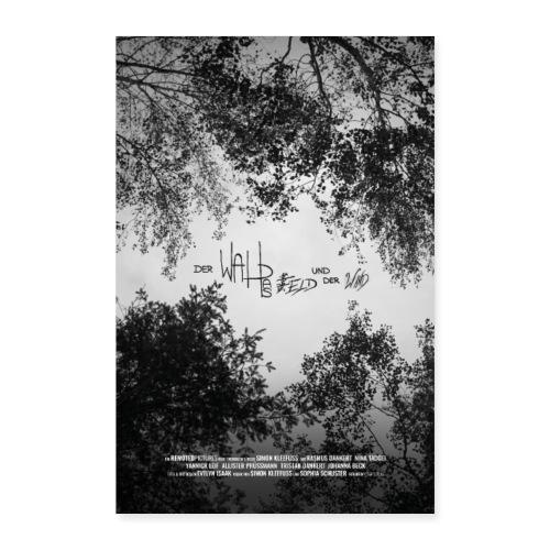 Filmplakat - Poster 40x60 cm