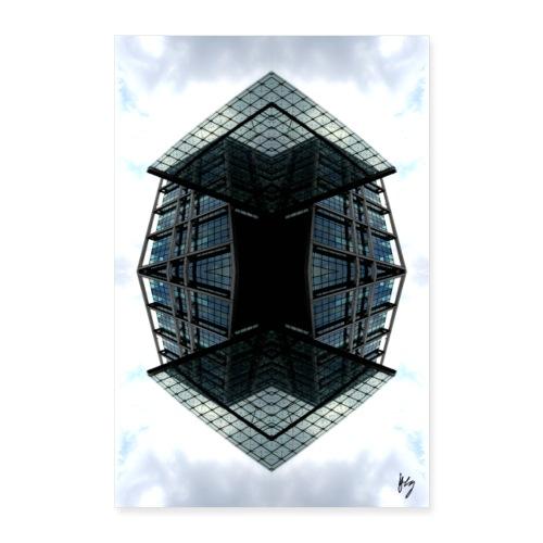 Enter Berlin - Poster 40x60 cm