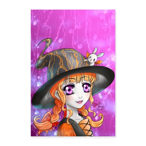 Halloween poster - Poster 40 x 60 cm