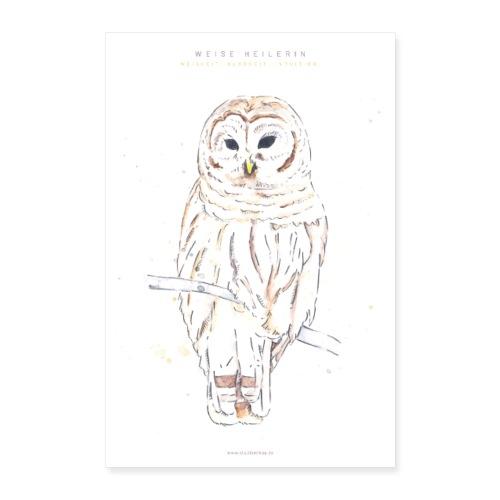 WEISE HEILERIN - Poster 40x60 cm