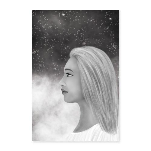 Angel - Poster 40x60 cm