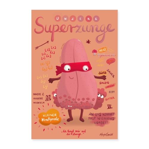 Superpower - Poster 40x60 cm