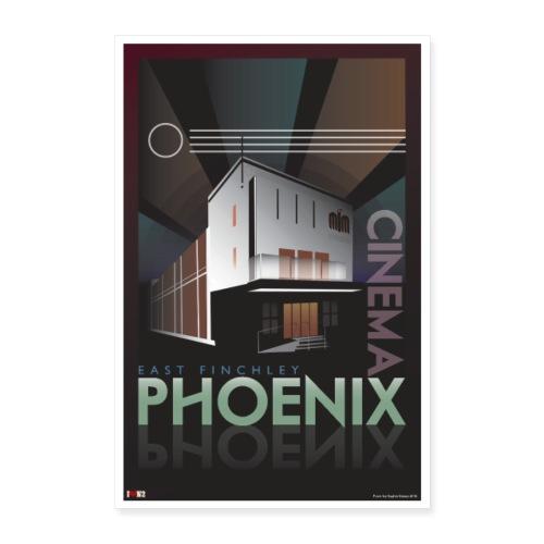 Phoenix Cinema Poster - Poster 16 x 24 (40x60 cm)