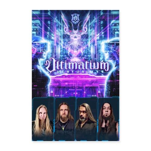 Virtuality Poster - Juliste 40x60 cm