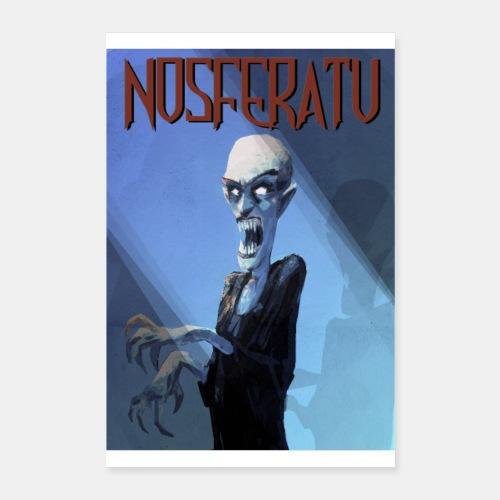 Nosferatu poster - Póster 40x60 cm