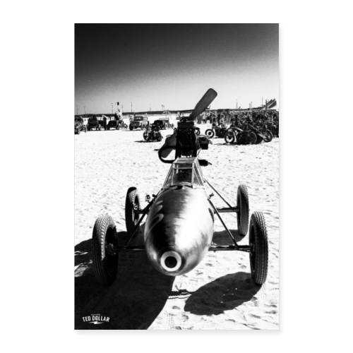 Belly Tank 2 - Poster 40 x 60 cm