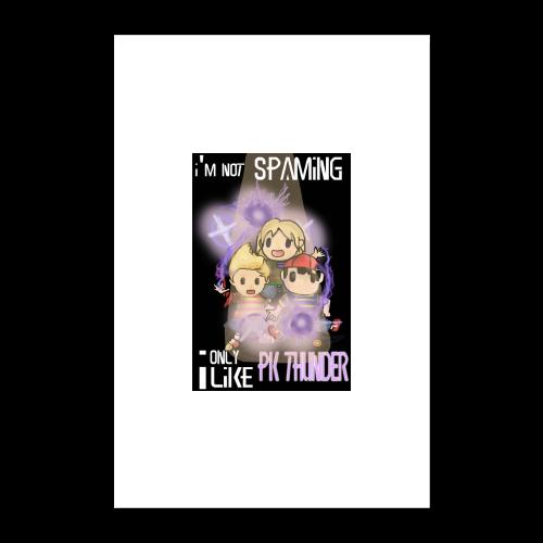 PK Thunder Poster - Poster 40x60 cm