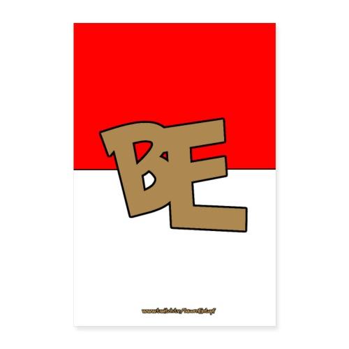 BauernEintopf Logo Poster - Poster 40x60 cm