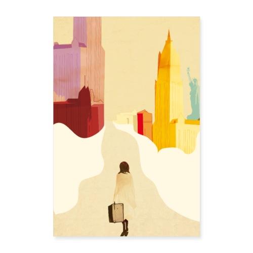 New York - Poster 40x60 cm