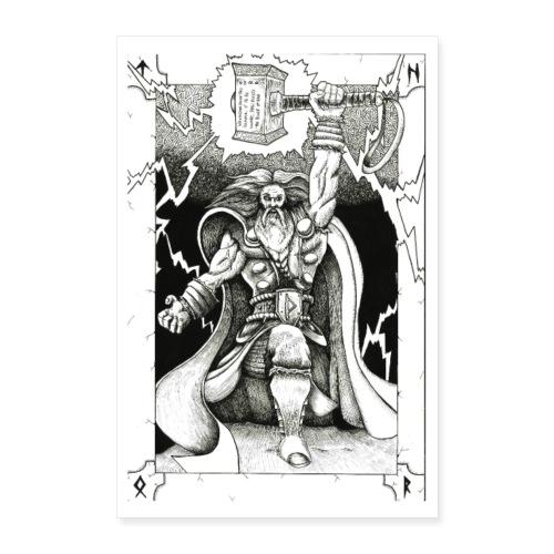 Thor Odinson - Poster 40 x 60 cm