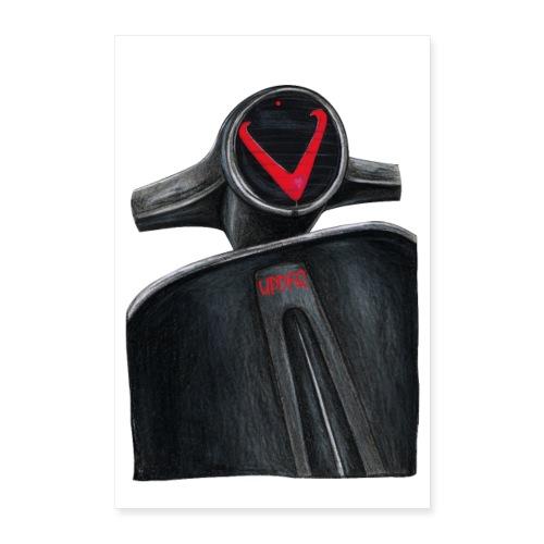 Moto POSTER - Poster 40x60 cm