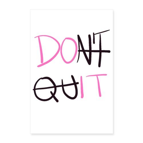 Do it - Poster 40x60 cm