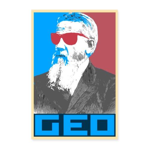 GEO - Poster 40x60 cm