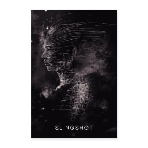 Slingshot Poster - Poster 16 x 24 (40x60 cm)