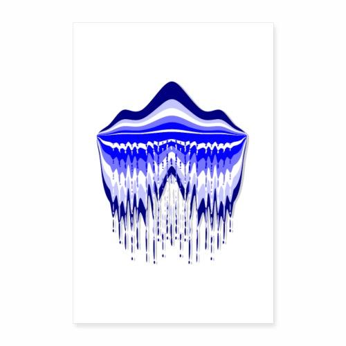 Blue Lagoon - Poster 16 x 24 (40x60 cm)