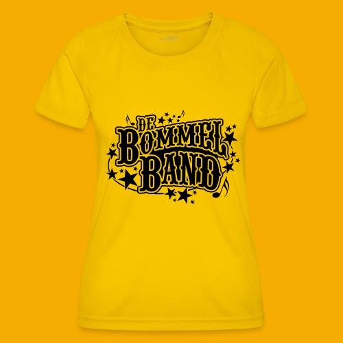 bb logo - Functioneel T-shirt voor vrouwen
