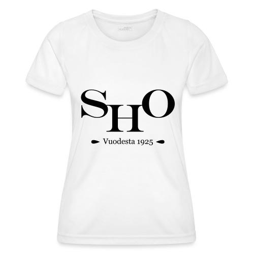 SHO - Naisten tekninen t-paita