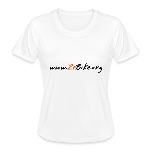 wwwzebikeorg s - T-shirt sport Femme