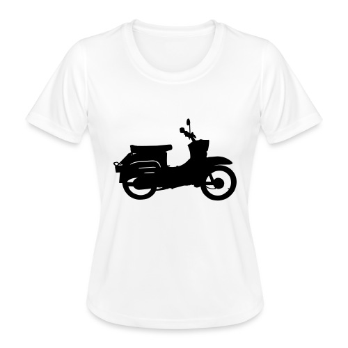 Schwalbe Silhouette - Frauen Funktions-T-Shirt