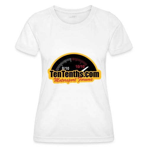 3Colour_Logo - Women's Functional T-Shirt