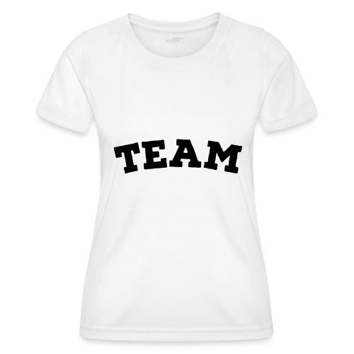 Team - Women's Functional T-Shirt