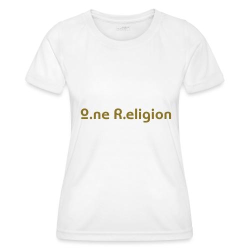 O.ne R.eligion Only - T-shirt sport Femme