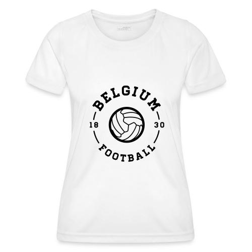 Belgium football - Belgique - Belgie - T-shirt sport Femme