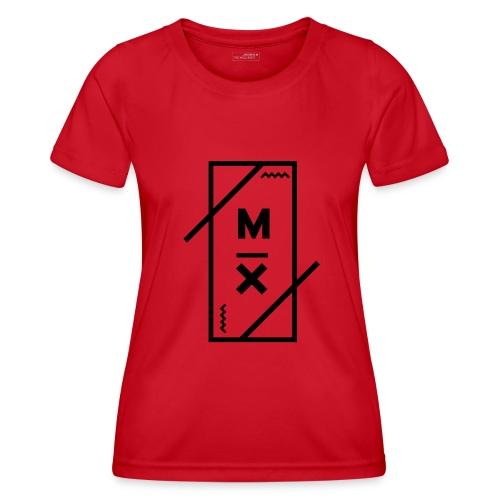 MX_9000 - Functioneel T-shirt voor vrouwen