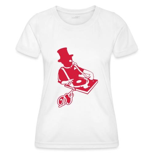 DJ Anno 1887 © forbiddenshirts.de - Frauen Funktions-T-Shirt