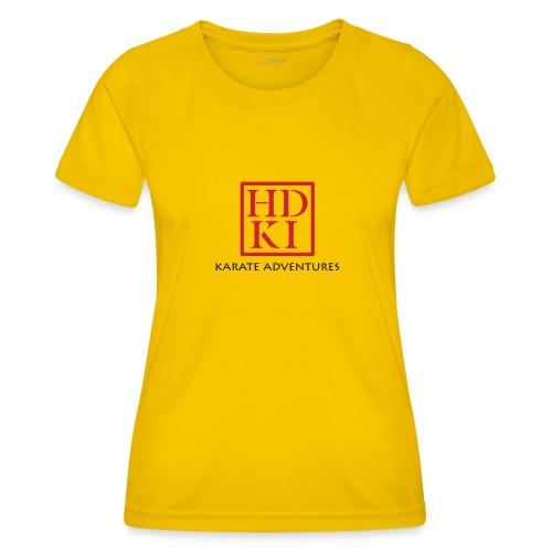 Karate Adventures HDKI - Women's Functional T-Shirt