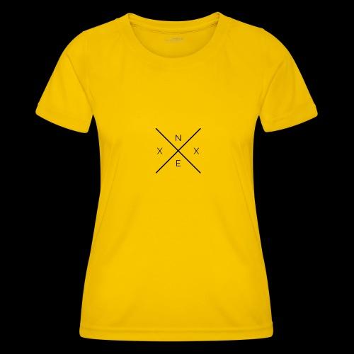 NEXX cross - Functioneel T-shirt voor vrouwen