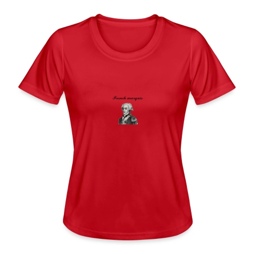T-shirt French marquis n°1 - T-shirt sport Femme