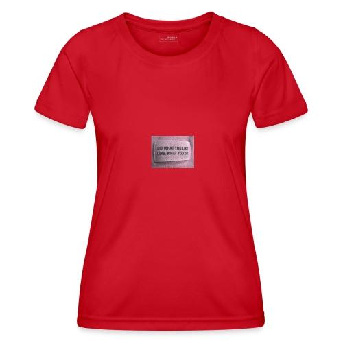 IMG 1322 - Funktionsshirt til damer