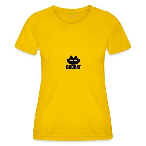 BADCAT - Functioneel T-shirt voor vrouwen