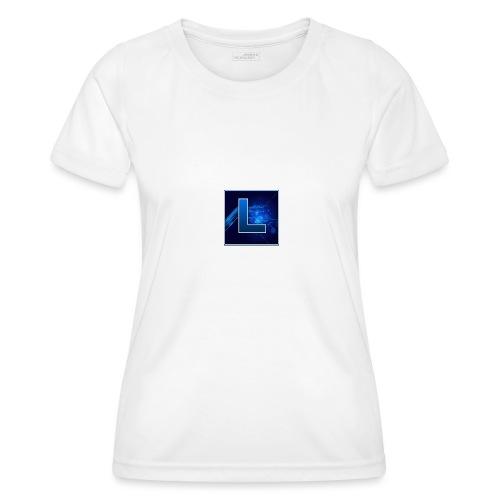Logo GamenMetLucas - Functioneel T-shirt voor vrouwen