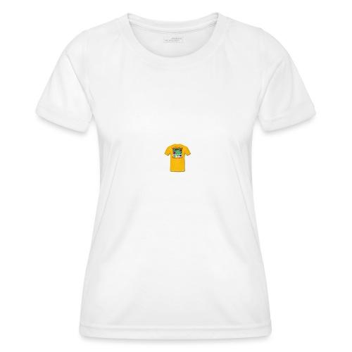 Castle design - Funktionsshirt til damer