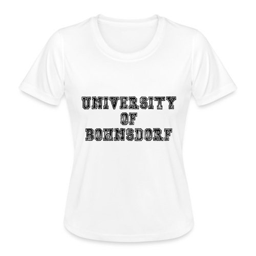 University of Bohnsdorf - Frauen Funktions-T-Shirt